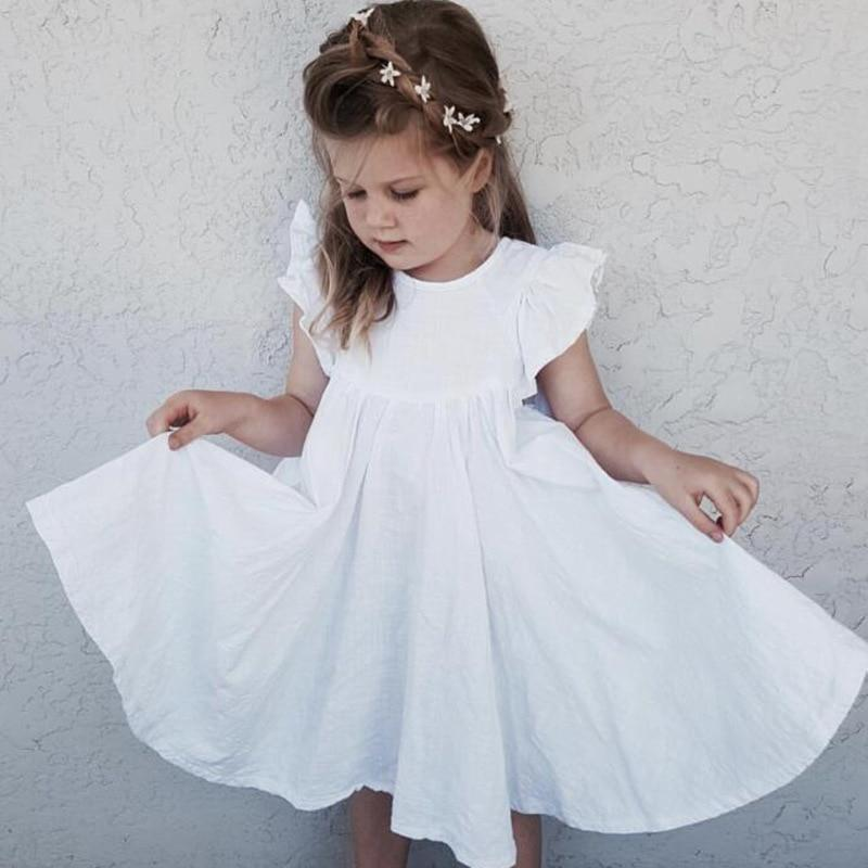 Flying Sleeve Princess Dress - MyKiddee