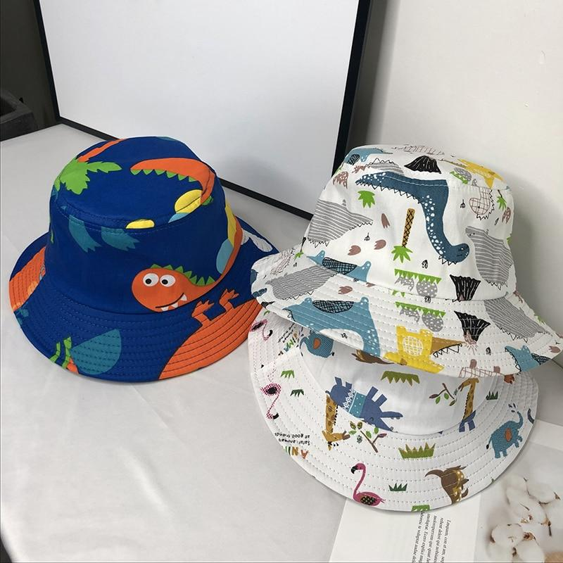 Cotton Bucket Hats - MyKiddee