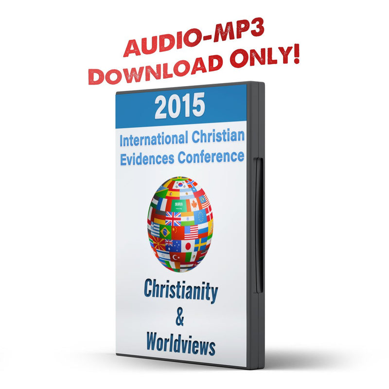 ICEC 2015 Christianity and Worldviews - Disciple Today Media Store