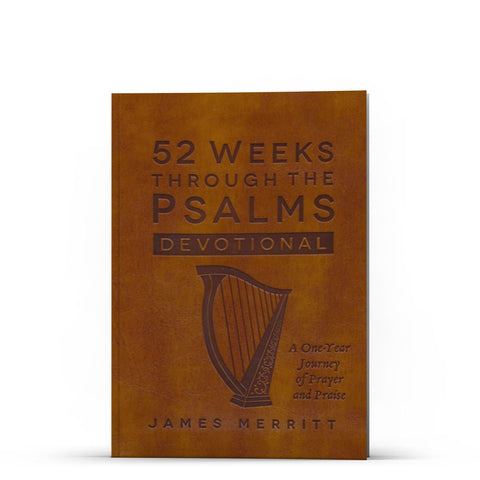52 Weeks Through the Psalms Devotional - Disciple Today Media Store