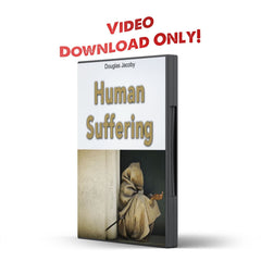 Human Suffering - Disciple Today Media Store