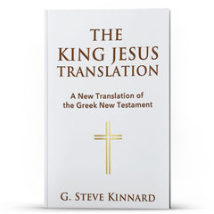 The King Jesus New Testament - Disciple Today Media Store