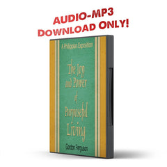 A Philippian Exposition: The Joy and Power of Purposeful Living - Disciple Today Media Store