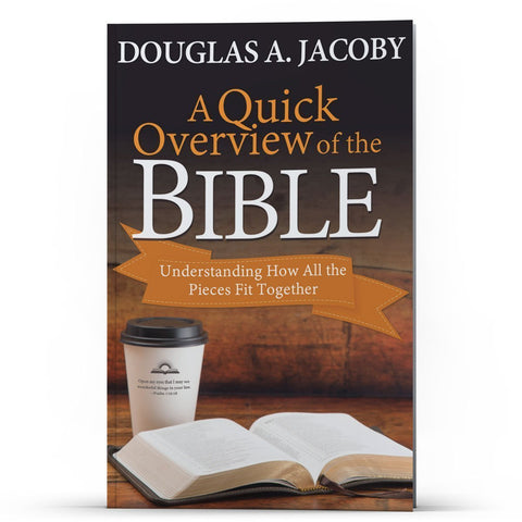A Quick Overview of the Bible Kindle - Disciple Today Media Store