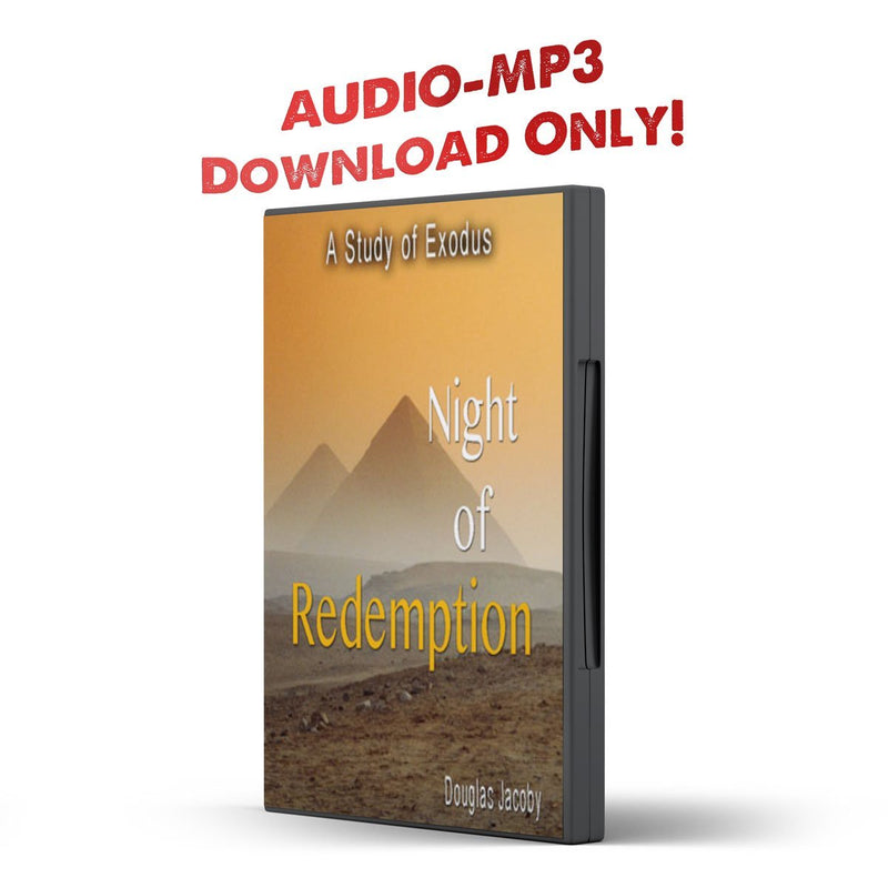 A Study of Exodus: Night of Redemption - Disciple Today Media Store
