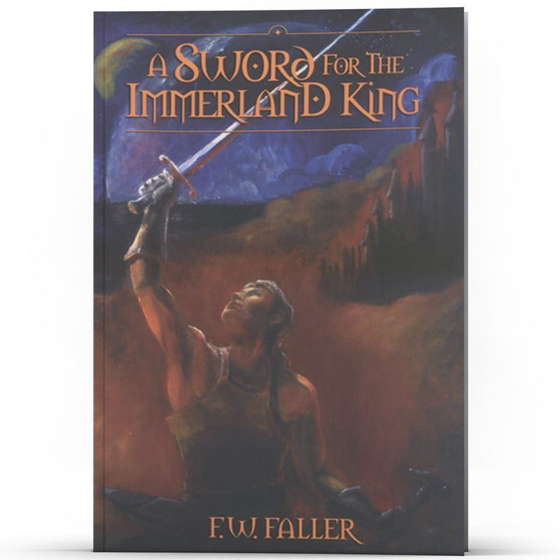 A Sword for the Immerland King - Disciple Today Media Store