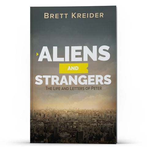 Aliens and Strangers Apple/Android - Disciple Today Media Store