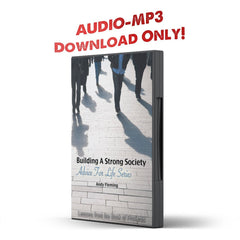 Building a Strong Society: Lessons from the Book or Proverbs - Disciple Today Media Store