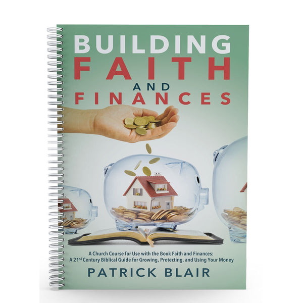 Building Faith and Finances - Disciple Today Media Store