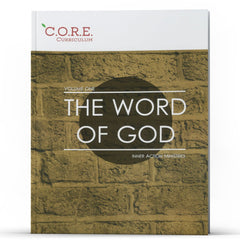 CORE Curriculum Volume 1—The Word of God - Disciple Today Media Store