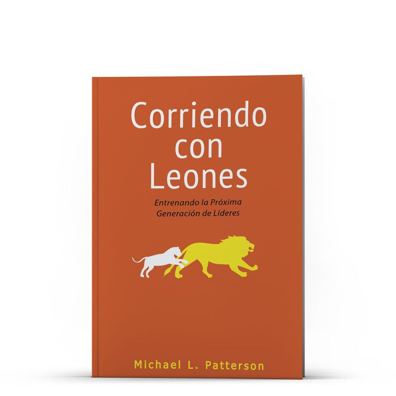 Corriendo con Leones - Disciple Today Media Store