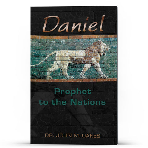 Daniel: Prophet to the Nations Apple/Android - Disciple Today Media Store