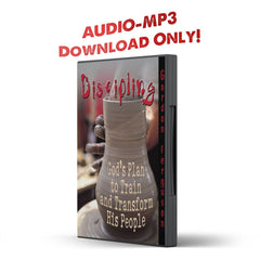 Discipling: God's Plan to Train and Transform His People - Disciple Today Media Store