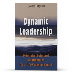 Dynamic Leadership Apple/Android - Disciple Today Media Store