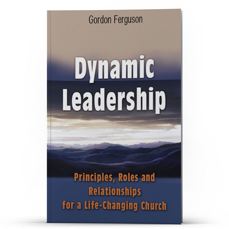 Dynamic Leadership Kindle - Disciple Today Media Store