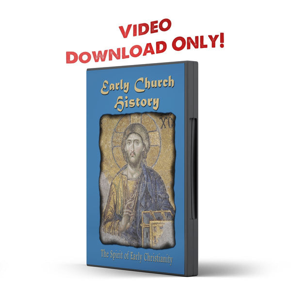 Early Church History: The Spirit of Early Christianity (AIM Series) - Disciple Today Media Store