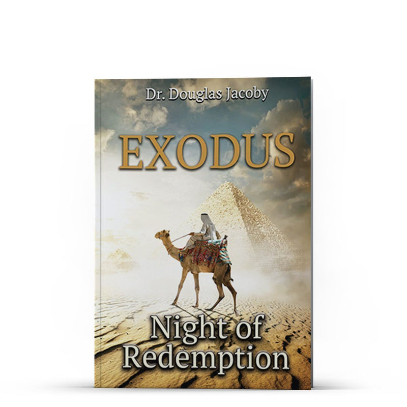 Exodus Night of Redemption Kindle - Disciple Today Media Store