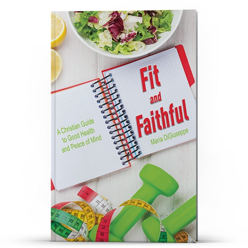 Fit and Faithful Kindle - Disciple Today Media Store