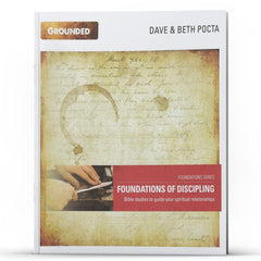 Foundations of Discipling - Disciple Today Media Store