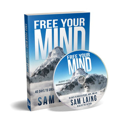FREE YOUR MIND (Audio Book) - Disciple Today Media Store