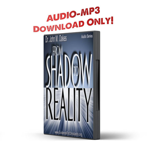 From Shadow to Reality Audio - Disciple Today Media Store