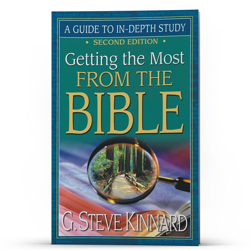 Getting the Most From the Bible (Second Edition) - Disciple Today Media Store