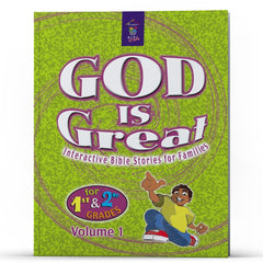 God is Great—Volume 1 - Disciple Today Media Store