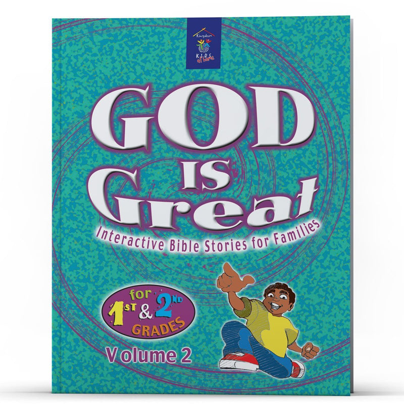 God is Great—Volume 2 - Disciple Today Media Store
