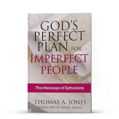 God's Perfect Plan for Imperfect People - Disciple Today Media Store