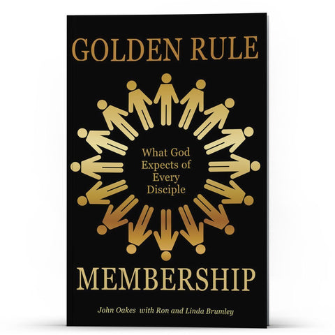 Golden Rule Membership Apple/Android - Disciple Today Media Store
