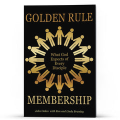 Golden Rule Membership Kindle - Disciple Today Media Store
