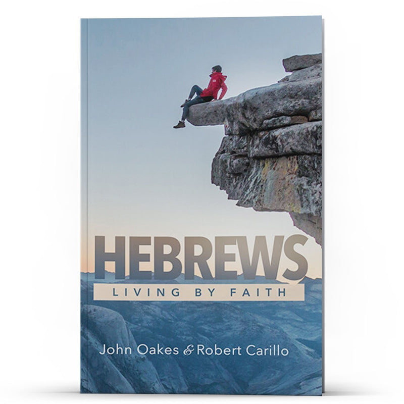 Hebrews: Living By Faith Kindle - Disciple Today Media Store