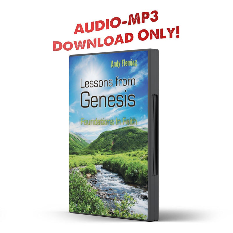 Lessons From Genesis - Disciple Today Media Store