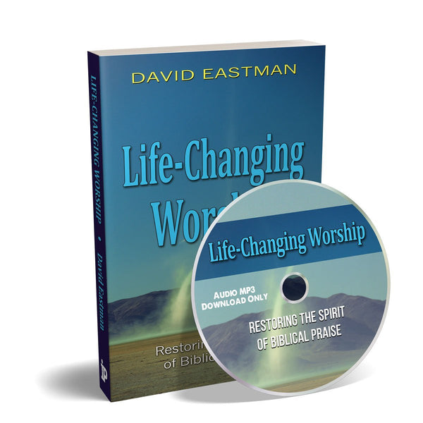 Life Changing Worship (Audio Book) - Disciple Today Media Store