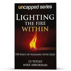 Lighting The Fire Within Kindle - Disciple Today Media Store