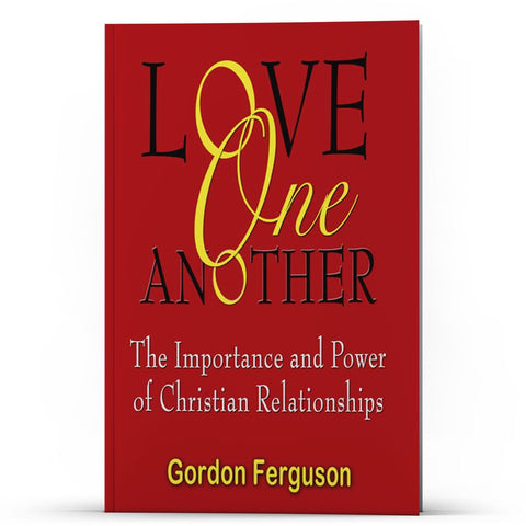 Love One Another - Disciple Today Media Store