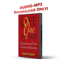 Love One Another Audio - Disciple Today Media Store
