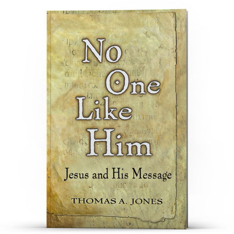 No One Like Him - Disciple Today Media Store