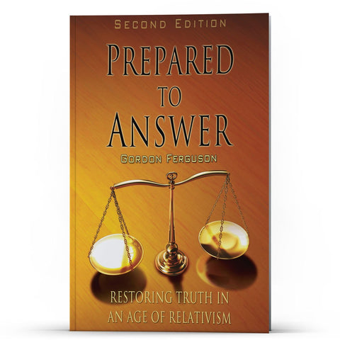 Prepared to Answer - Disciple Today Media Store