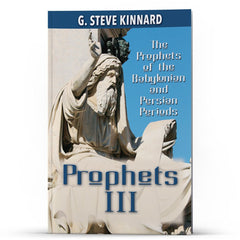 Prophets III—Prophets of the Babylonian and Persian Periods - Disciple Today Media Store