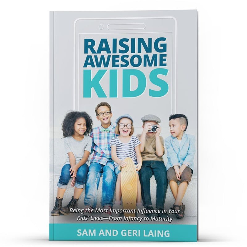 Raising Awesome Kids Apple/Android - Disciple Today Media Store