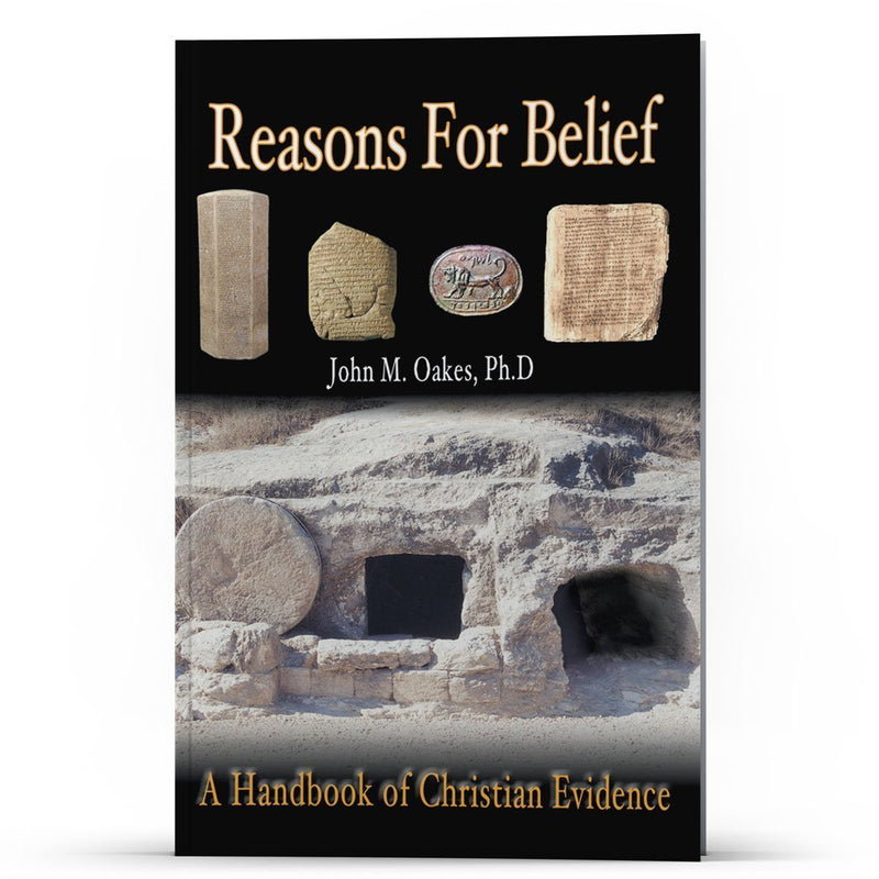 Reasons For Belief: A Handbook of Christian Evidence Kindle - Disciple Today Media Store