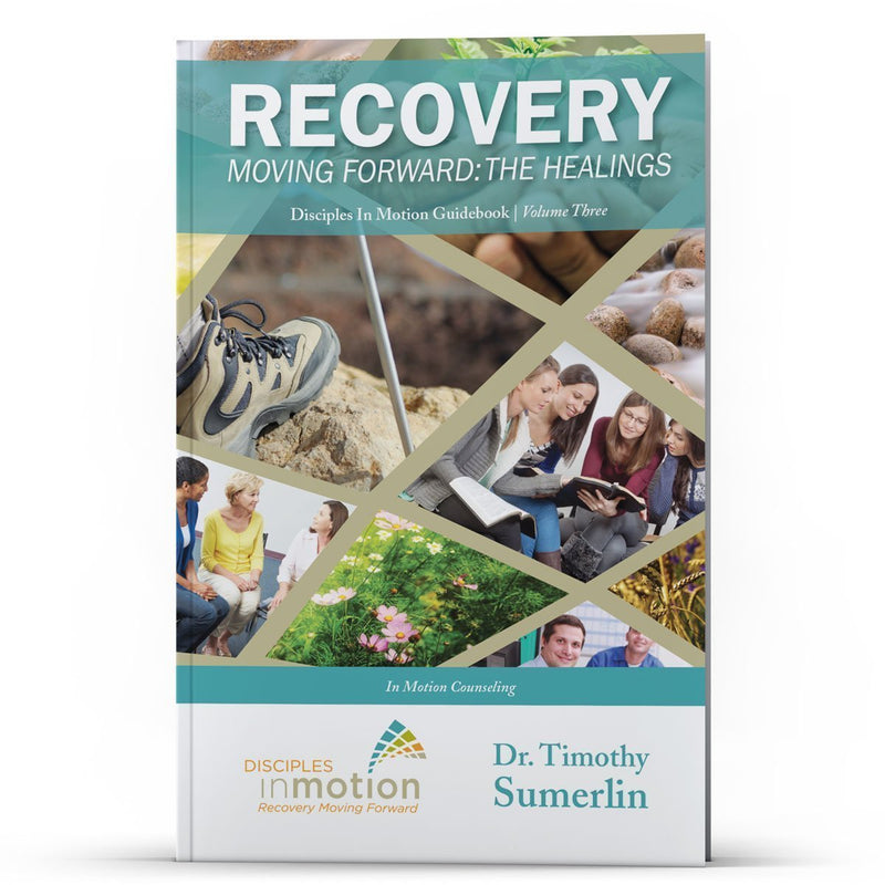 Recovery Moving Forward Kindle - Disciple Today Media Store
