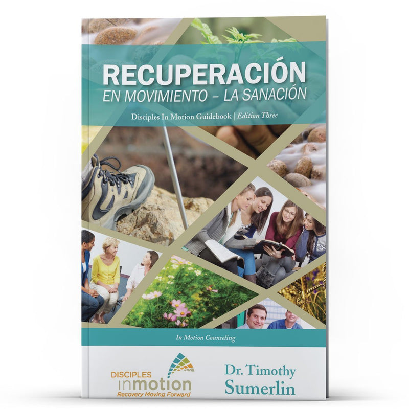 Recuperacion En Movimiento - Disciple Today Media Store
