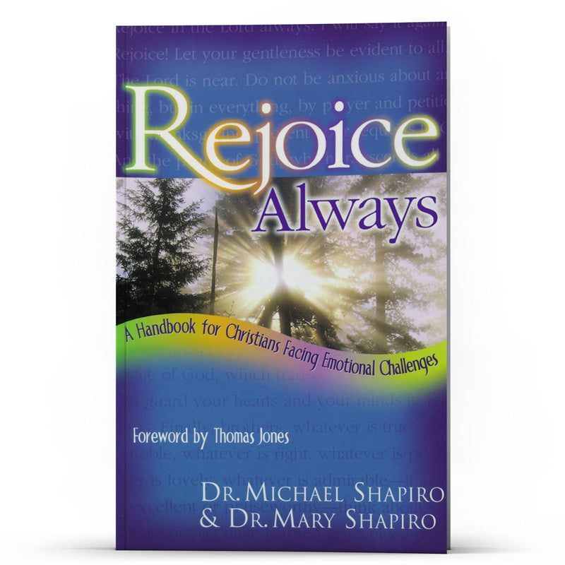 Rejoice Always Kindle - Disciple Today Media Store
