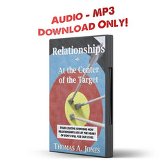 Relationships at the Center of the Target - Disciple Today Media Store