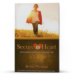 Secure In Heart Kindle - Disciple Today Media Store