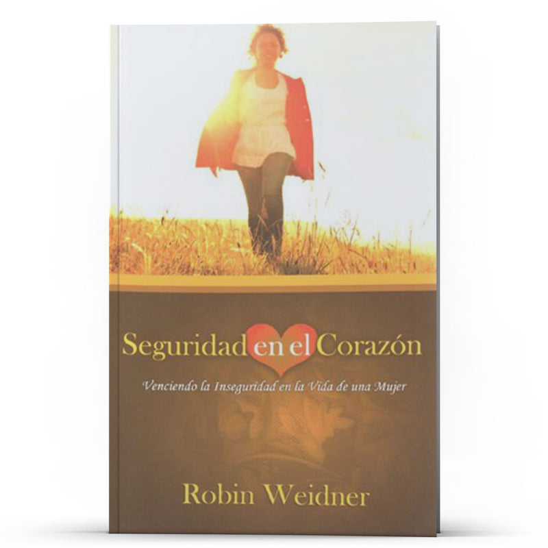 Seguridad en el Corazon - Disciple Today Media Store