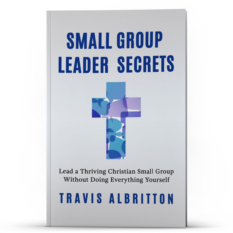 Small Group Leader Secrets - Disciple Today Media Store