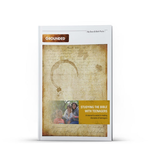 Studying the Bible with Teens - Disciple Today Media Store
